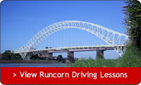 Runcorn and Widnes Driving Lessons